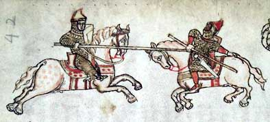 Dextrarius Das Grosse Ritterpfer Mittelalter